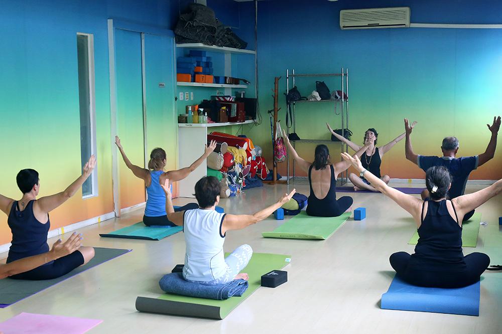Yoga ganha cada vez mais adeptos no Brasil