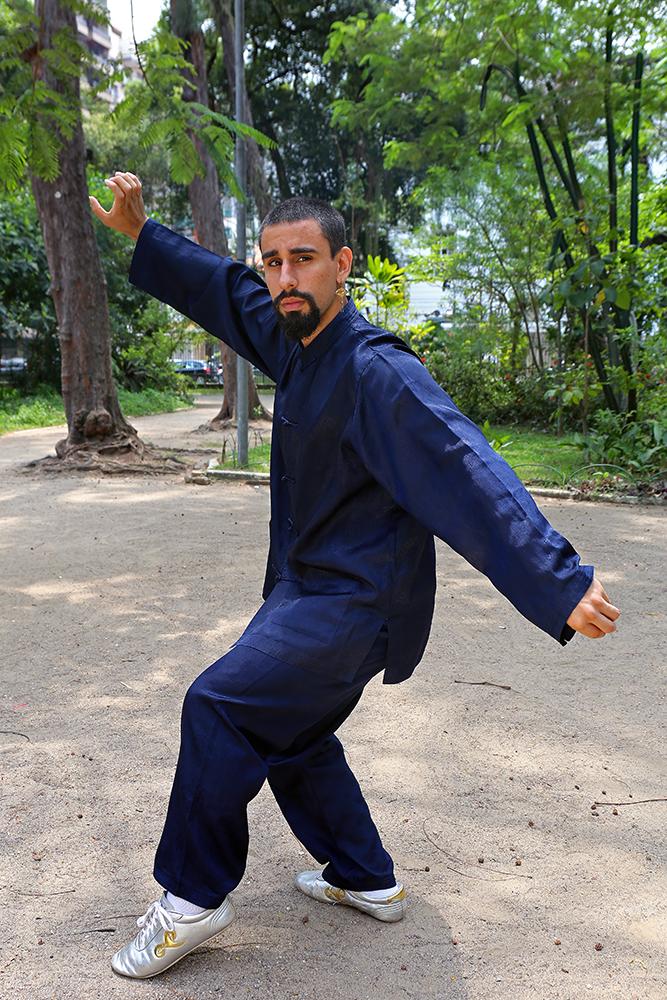 Kung fu ganha adeptos no Brasil