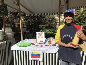 Venezuelana empreende no Brasil